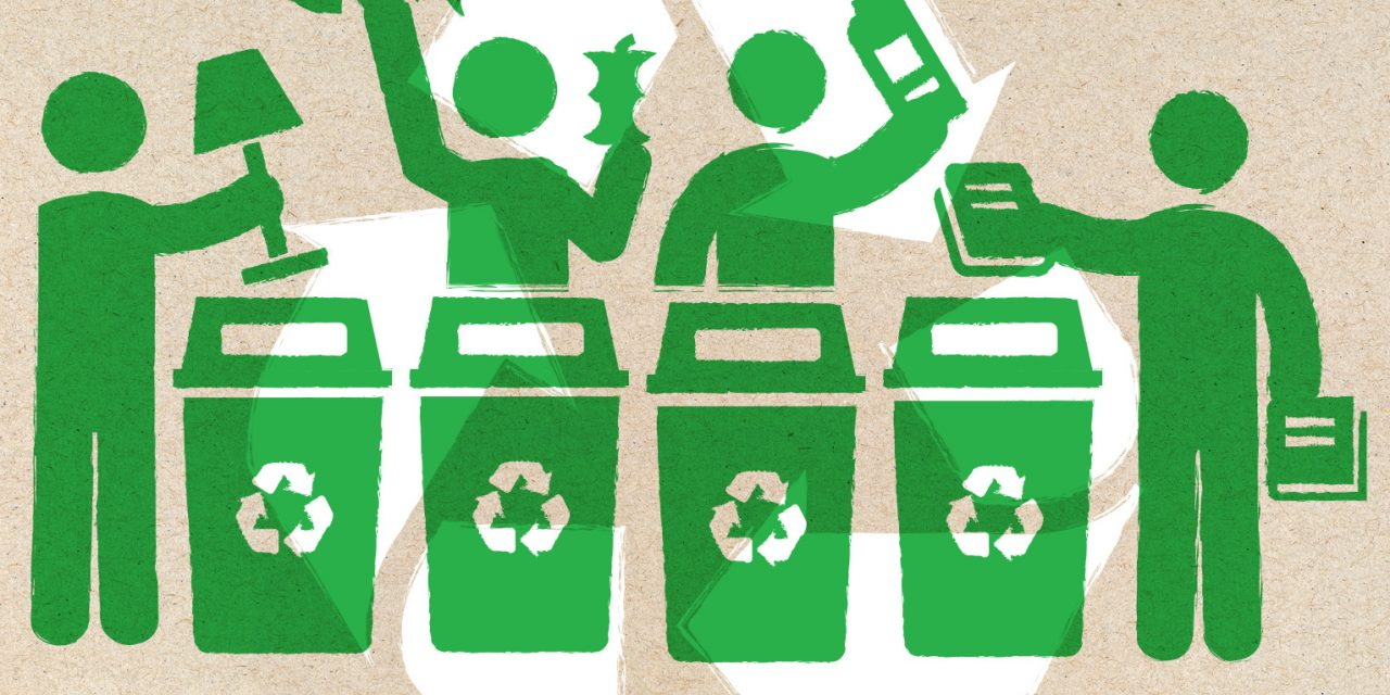 [How To]: Recycle in Shanghai