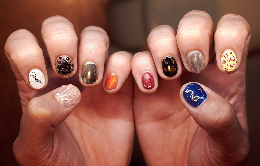 10 Super Famous Nail Styles (And Where To Get Them)