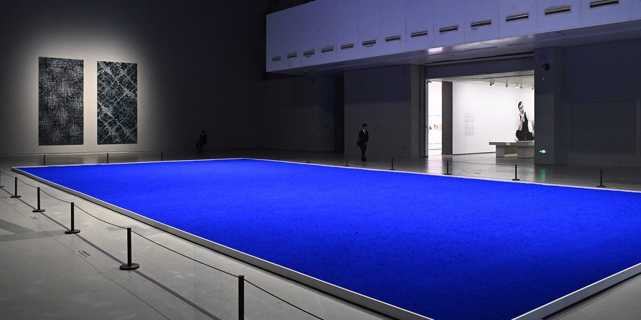 [Art in May]: Yves Klein, Dunhuang, Mademoiselle Privé