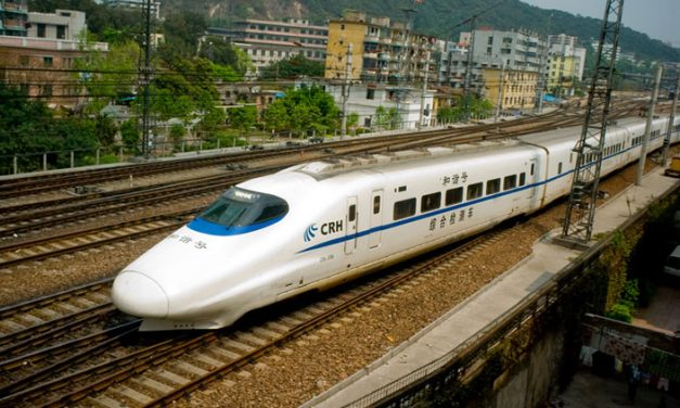 Boarding Trains in China Just Got a Lot Easier for Foreigners