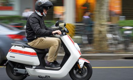 [Tested]: The Niu N1 Scooter