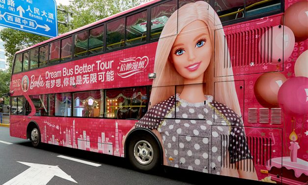 [Tested]: The Barbie Tour Bus!