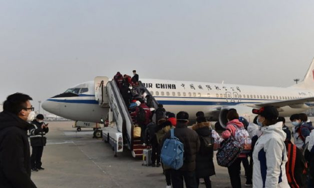 Here's Some Adjusted Routes Chinese Airlines are Still Operating