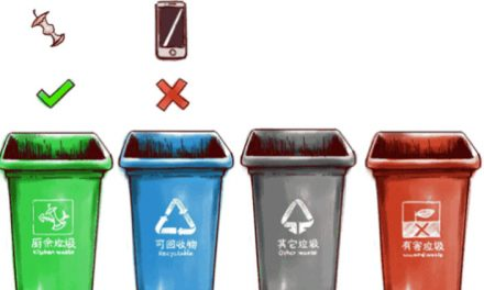 [How To]: Garbage Disposal and Recycling in China