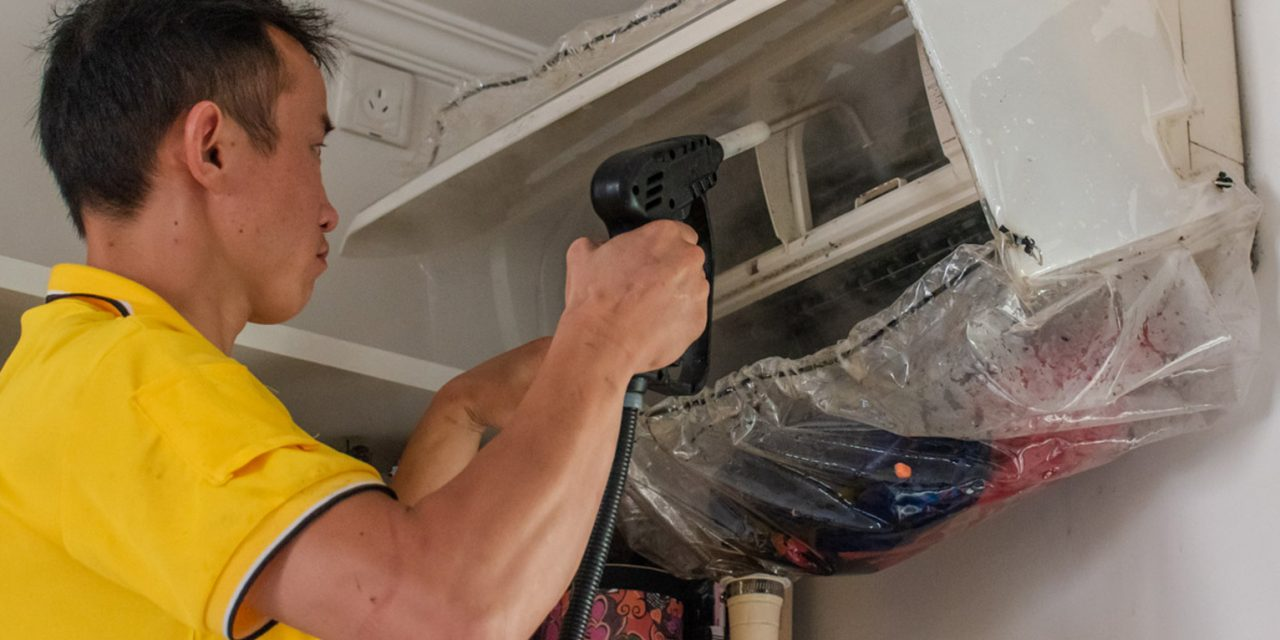 Your Air Con is Filthy. This is How to Get it Professionally Cleaned.