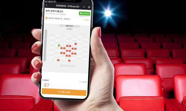 How to Use WeChat to Buy Movie Tickets in Shanghai