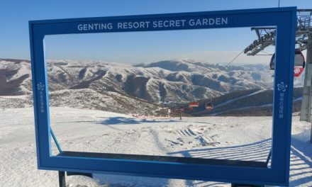 I Went Skiing at a Beijing 2022 Winter Olympics Resort