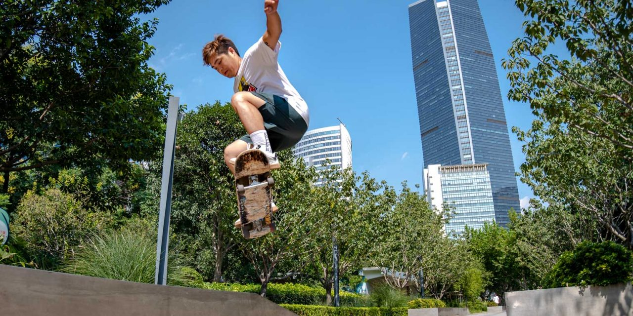 The Newbie's Essential Guide to Skateboarding in Shanghai
