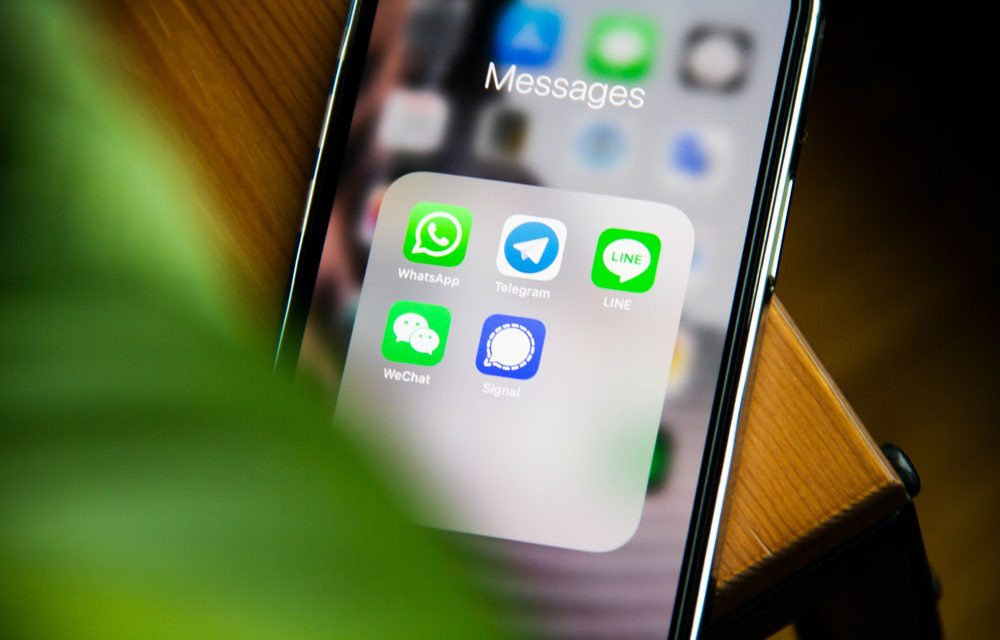 Send Money to Strangers and Other New WeChat iOS Updates