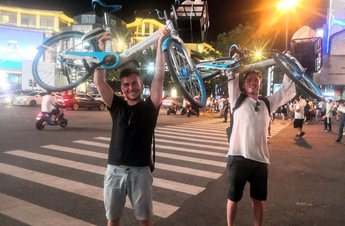 Two Expats Rode Shared Bikes from Shanghai to Hangzhou So You Don't Have To