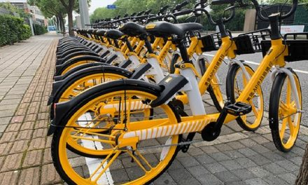 Mobikes Are Being Replaced by Meituan Bikes in Shanghai