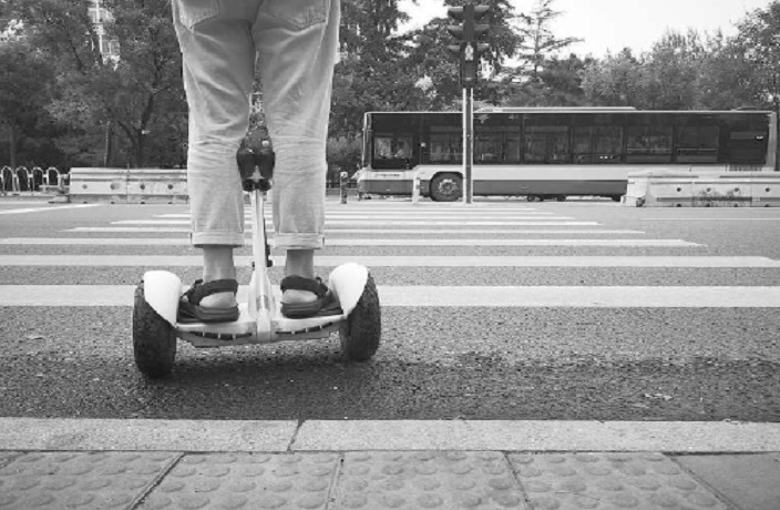 E-Scooters and Segways Banned from Shanghai's Roads