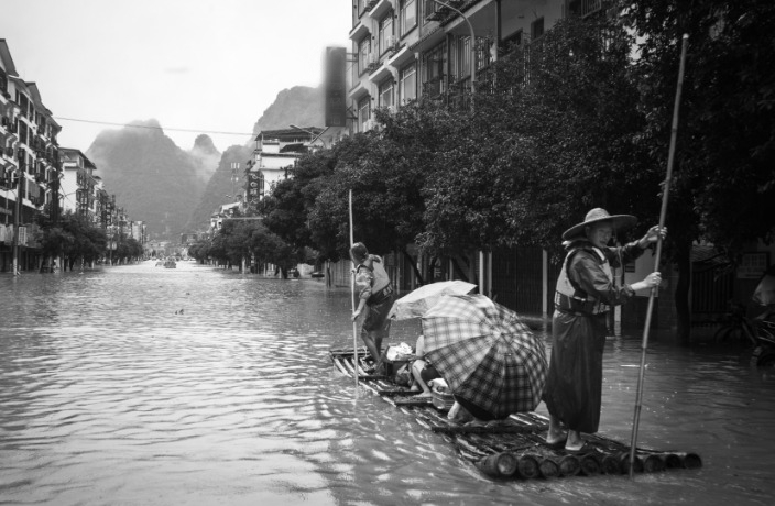 How Rising Sea Levels Could Change Life in China Forever